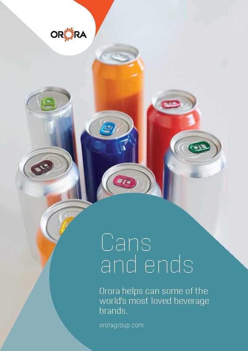 Orora | Aluminium cans